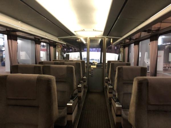 783系電車のグリーン車