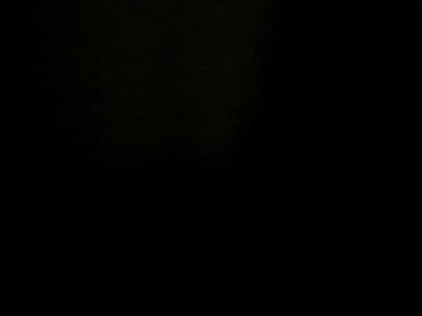 ソロ下段のすべての照明が消えている状態