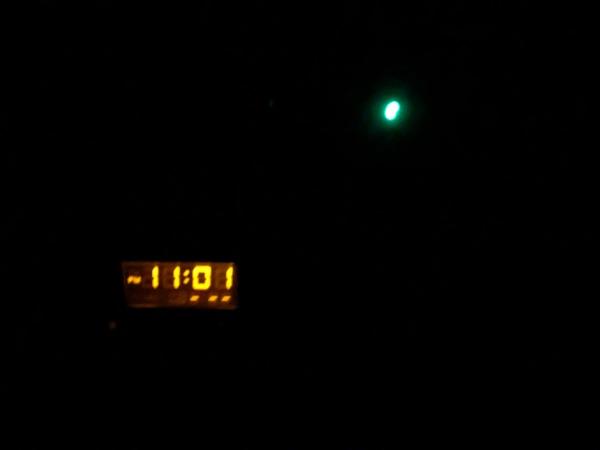 ソロ下段のすべての照明が消えている状態のときの操作パネル