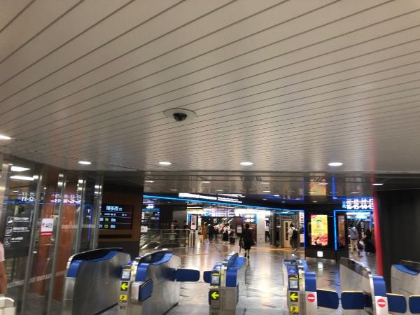 博多駅中央乗換口