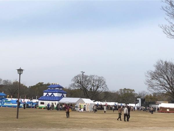 戦国パーク 武士の魂2019 ~全国の武将隊がおもてなし~