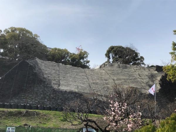 熊本城の東十八間櫓